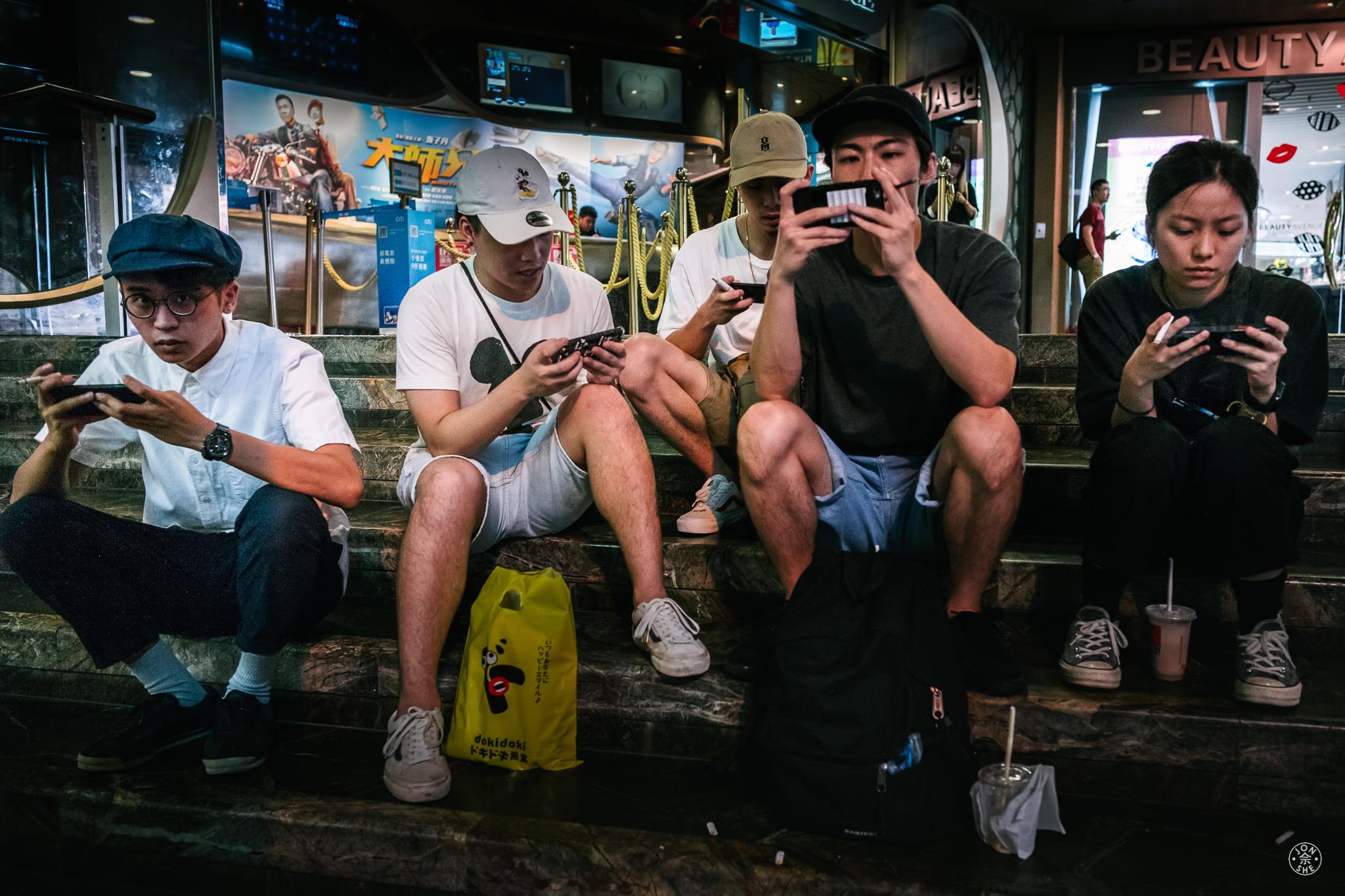 WeChat Gang?