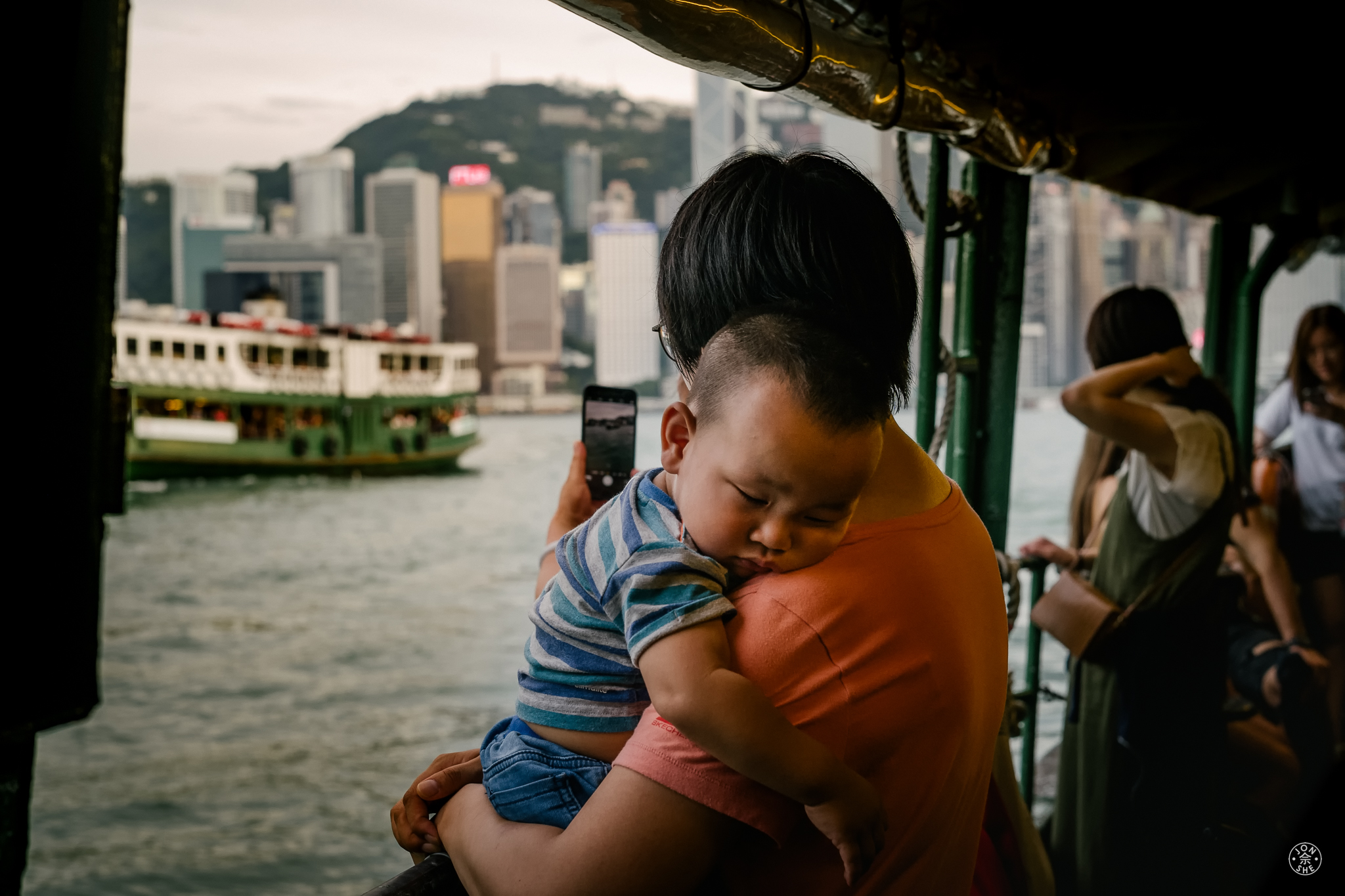 A Dream of Ferries and WeChat