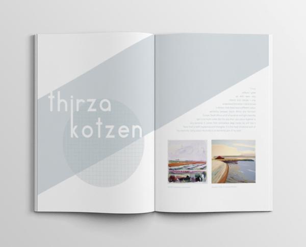 Thirza Kotzen Editorial