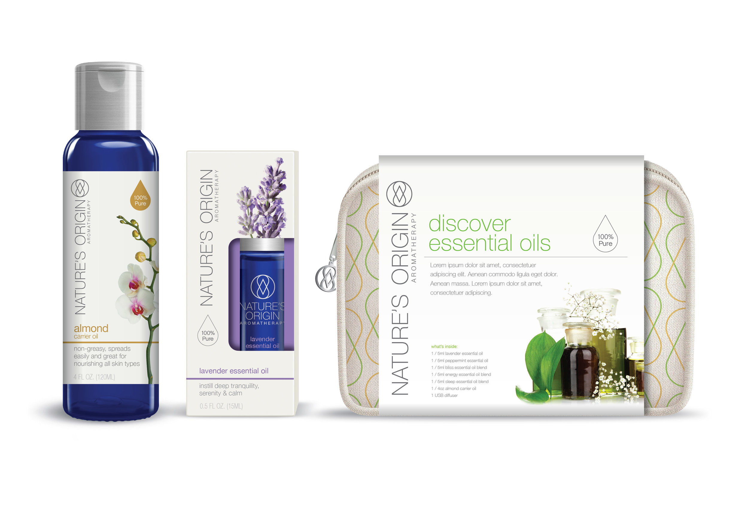 Essential oils derived from the finest ingredients, sourced from locations around the world and produced in a manner that keeps our planet healthy.