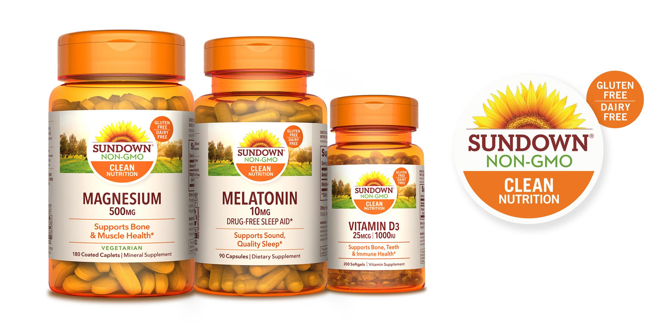 Sundown Clean Nutrition — BrandtBrand
