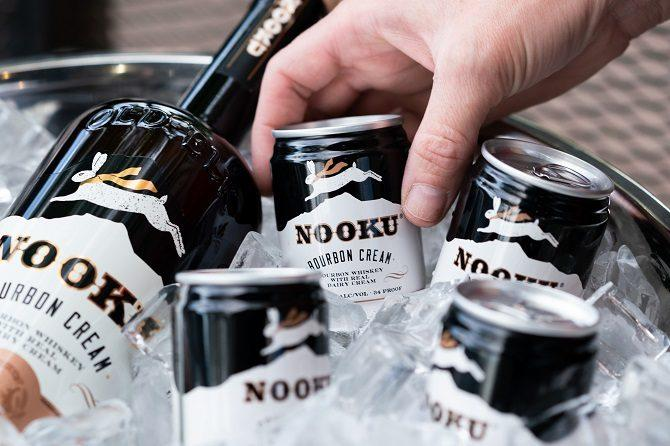 A great addition to anything from hot   chocolate   to mudslides, Nooku is now canning its   bourbon   cream. Made with a combination of real dairy cream and aged bourbon and charged with vanilla and toffee tasting notes, the new canned version is great to sip slowly while watching the sun go down, or mix with   coffee  —hot or iced.