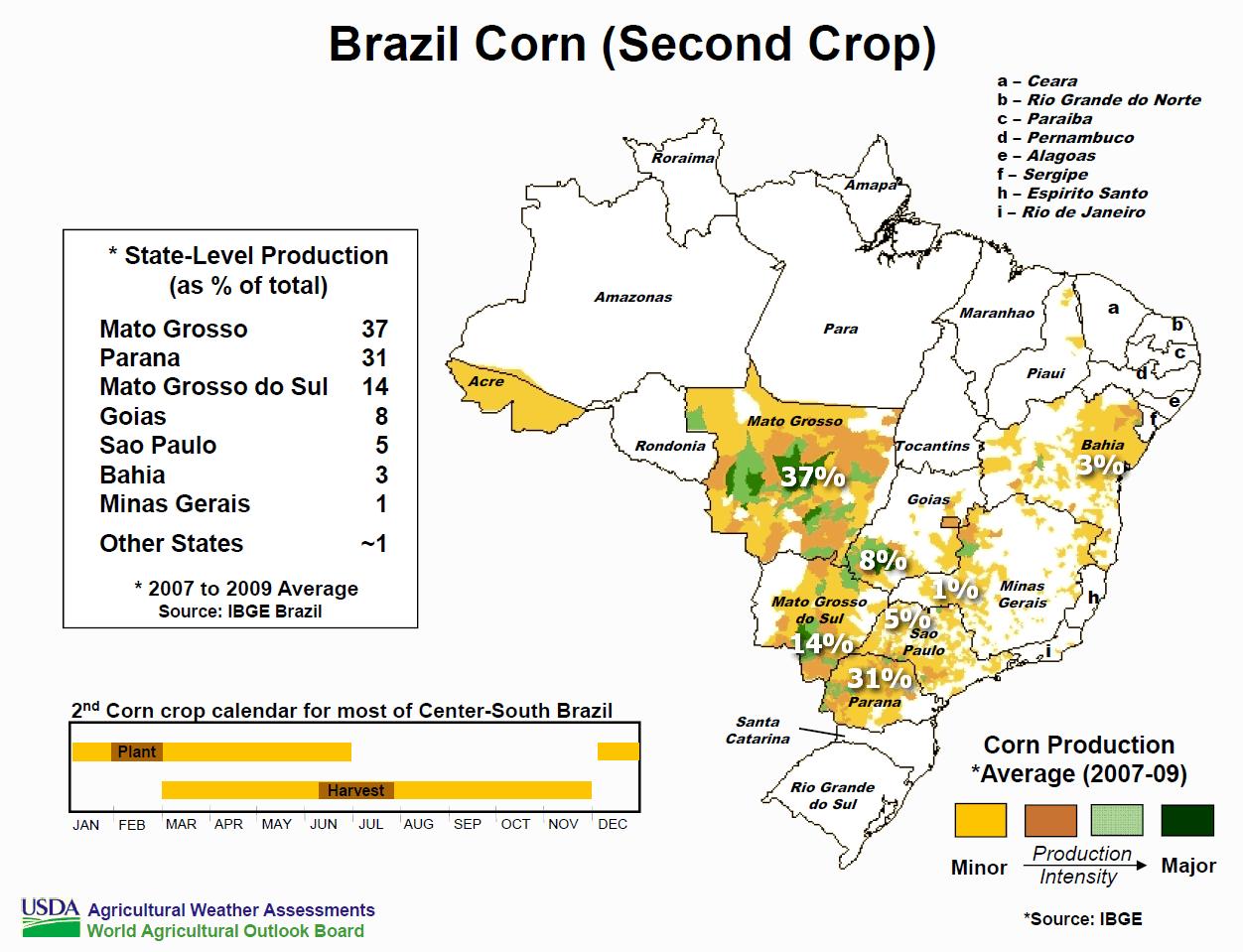 Brazil Second Corn Crop Map.png
