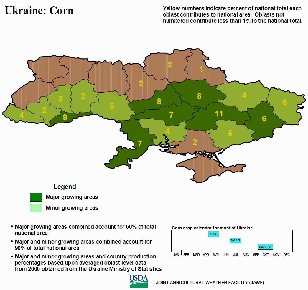 Ukraine Corn Crop Map.png