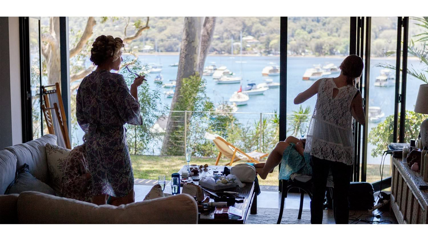Sydney Waterside Wedding - It's not often you get to say you're 'living the dream', but when it comes to your big day, it may be easier to arrange than you think…