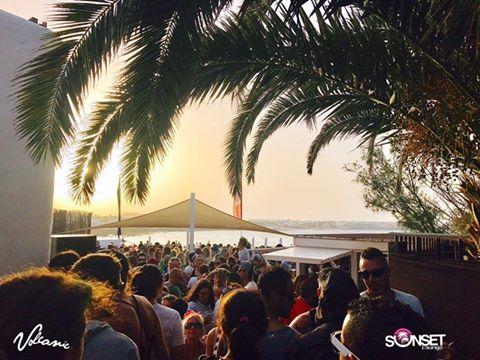 Evening Beach Partys -