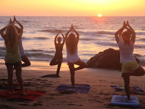 SURF YOGA CAMPJune/july -370€ -