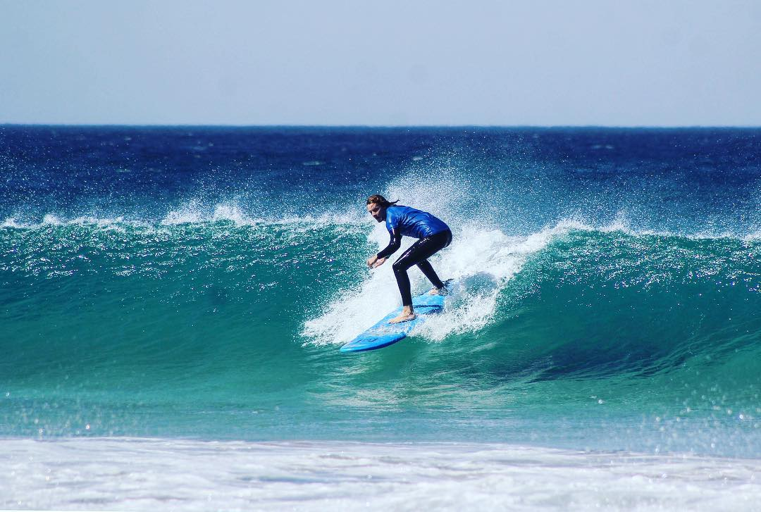 Private surf courses -