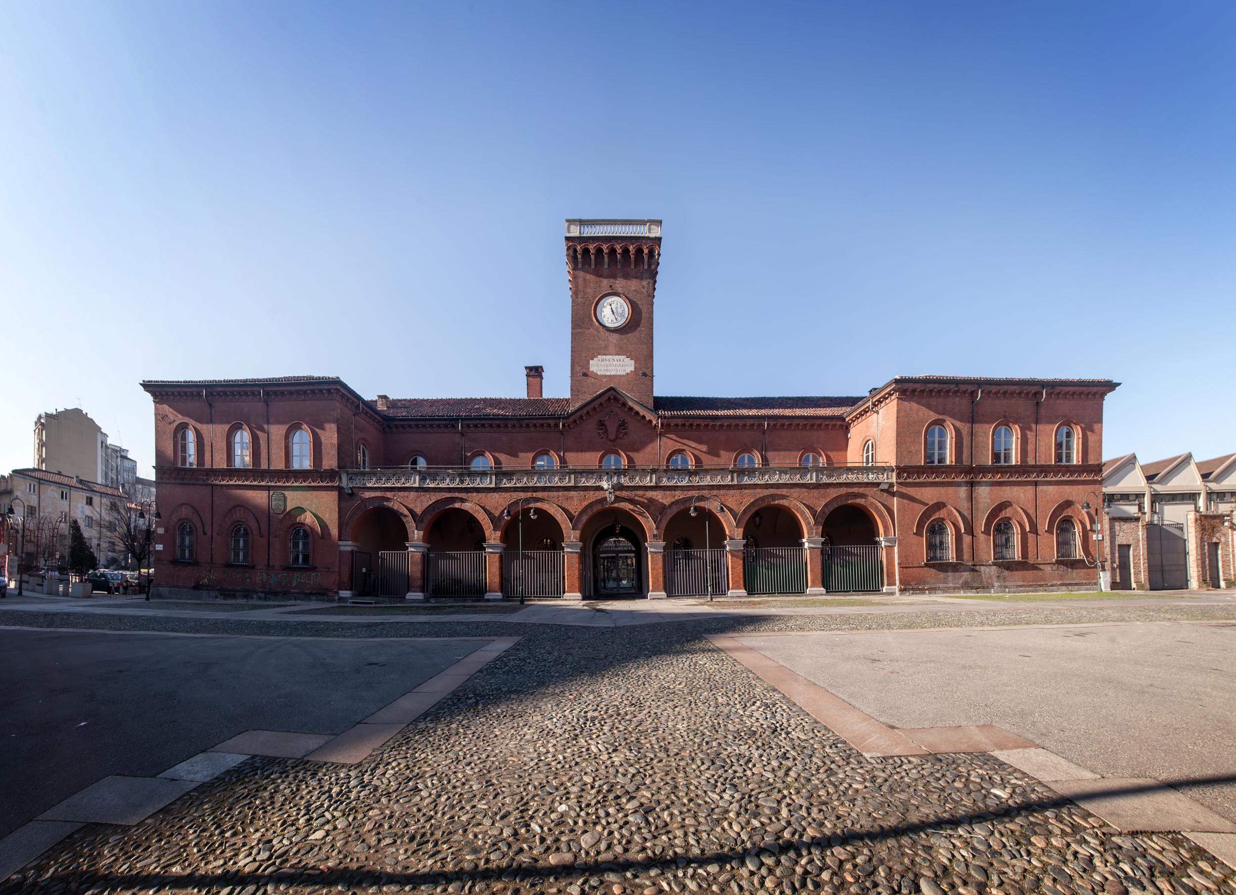 La Scuola Holden à Turin
