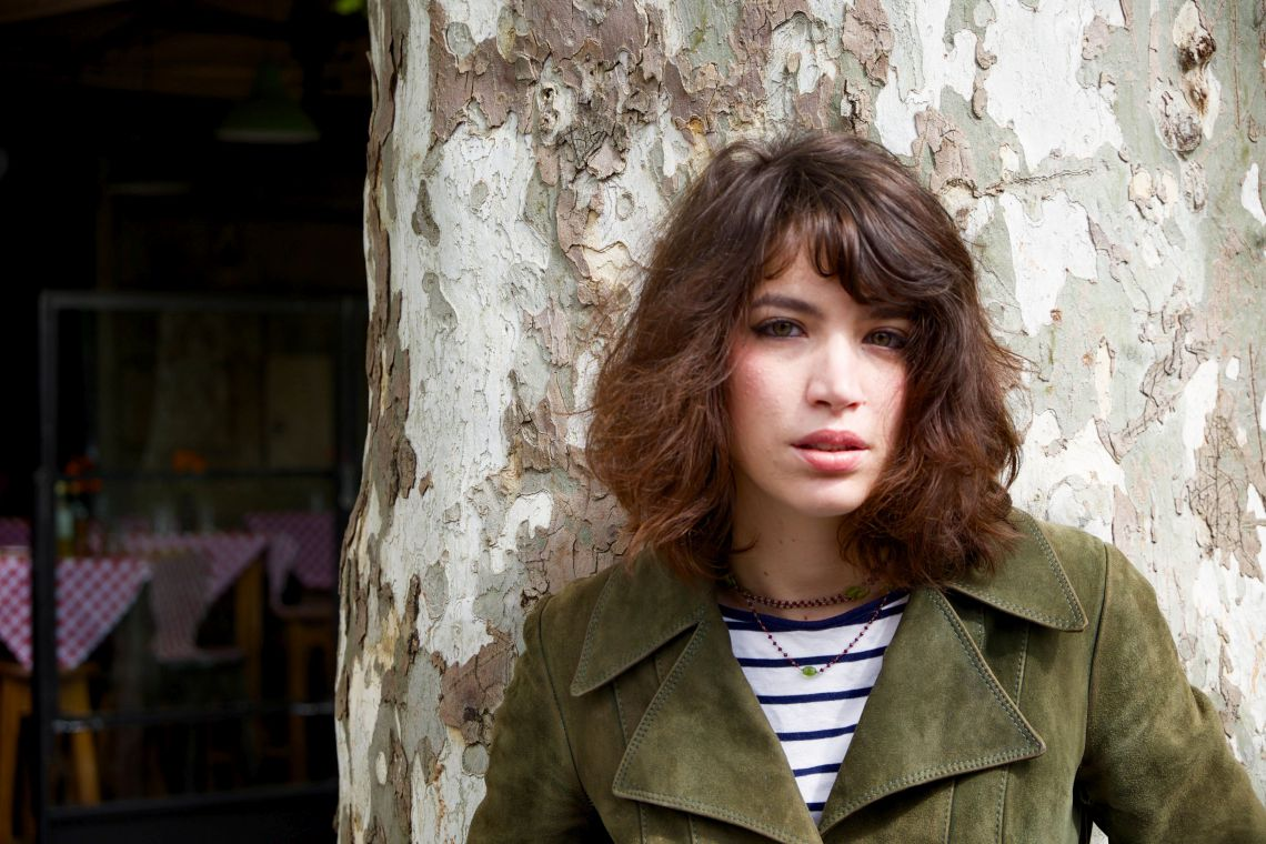 Ilaria Gaspari (©Grazia Ippolito, Rosebud2 Agency)