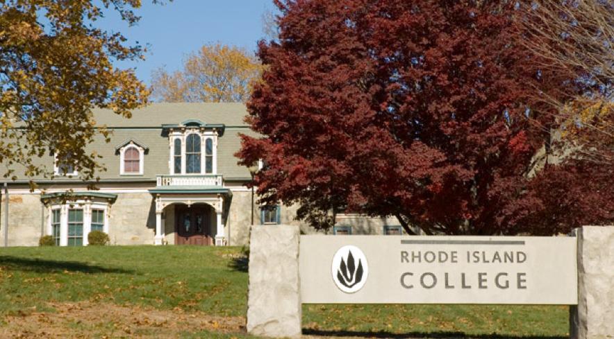 Rhode Island College in Providence, RI