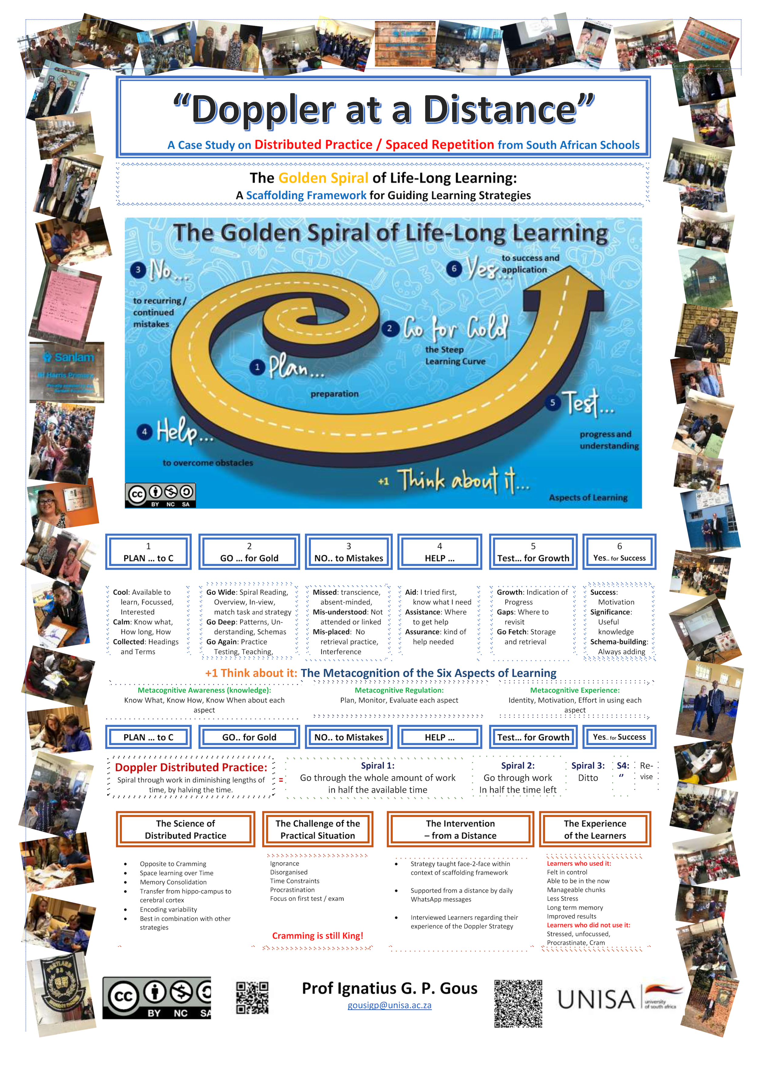 Episode 24 - The Golden Spiral of Lifelong Learning with