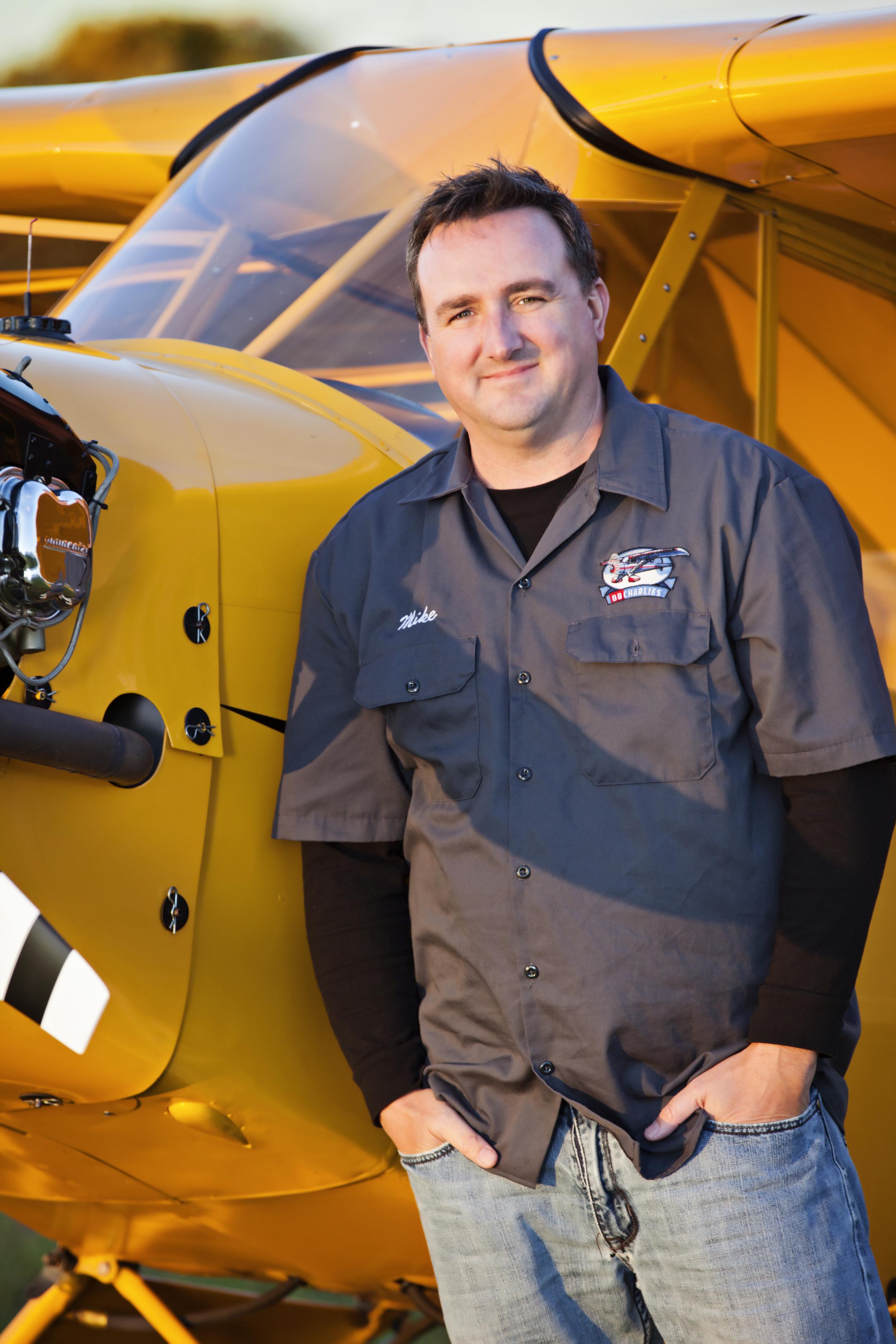 Michael Rosman - Founder/Director  mrosman@88charlies.com  (262) 378-9805