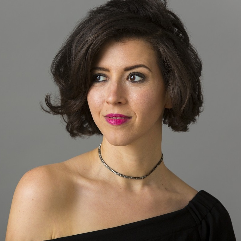 Lisette Oropesa   (Ophelia)