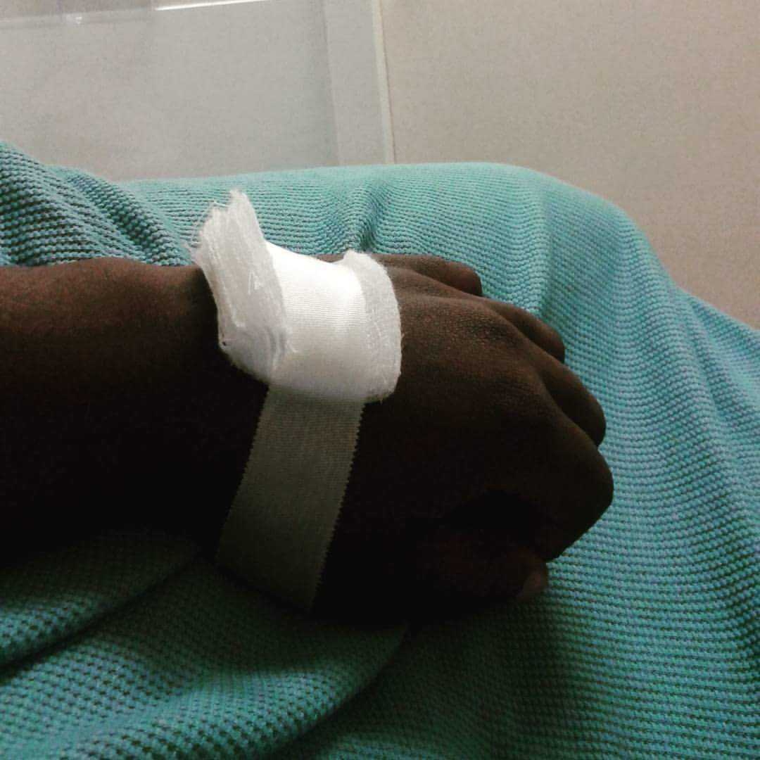 Been in and out of hospital many times :-(