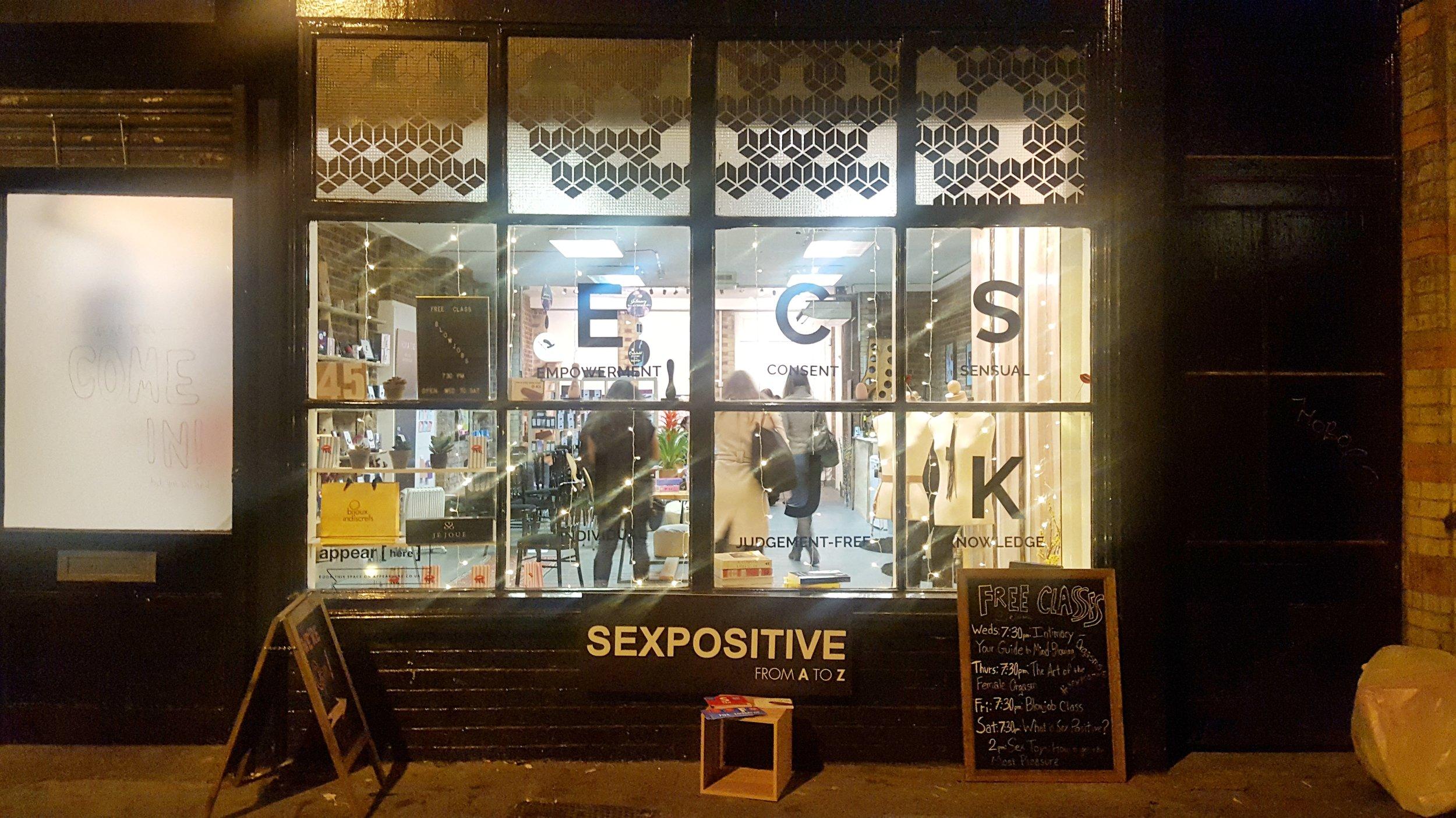 Je Joue pop-up store, 45 Charlotte Road, Shoreditch , London, EC2A