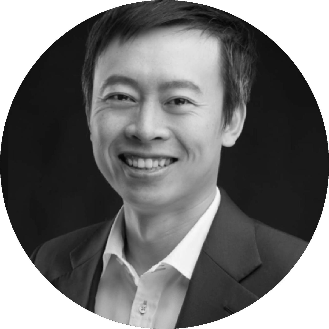 Nick Chen - 最高財務責任者(CFO)金融、ファンドマネジメント、ベンチャーキャピタル のエキスパートNexus Global Investment の創業者とGoldman Sachs Japan などを歴任