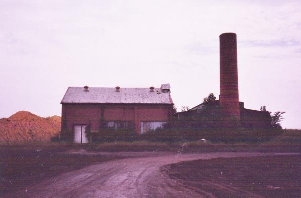 Old Ben No. 9 coal mine, West Frankfort, Illinois