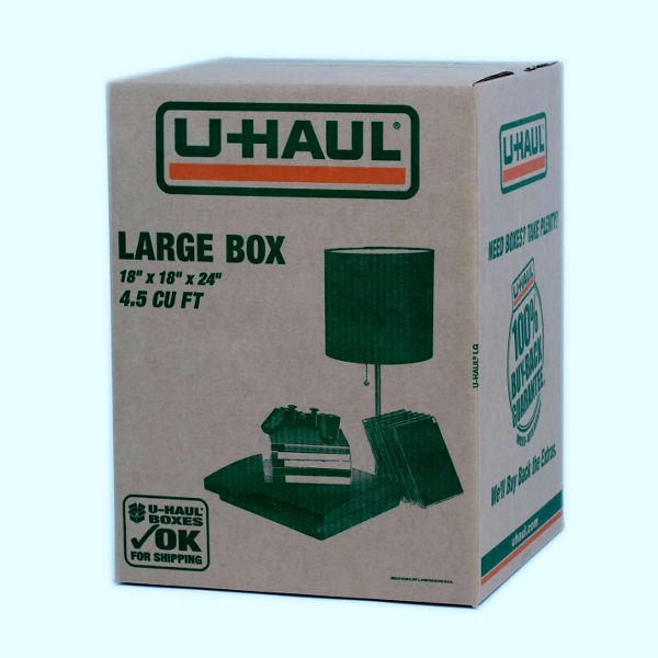 Photo courtesy of  U-Haul.com , a company with which I've done a lot of business through the years!
