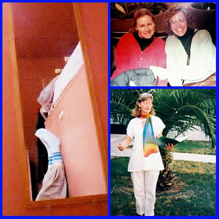 Sally Baker Hahn. I still miss her laughter.