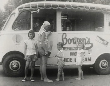 Childhood summers, West Frankfort, Illinois