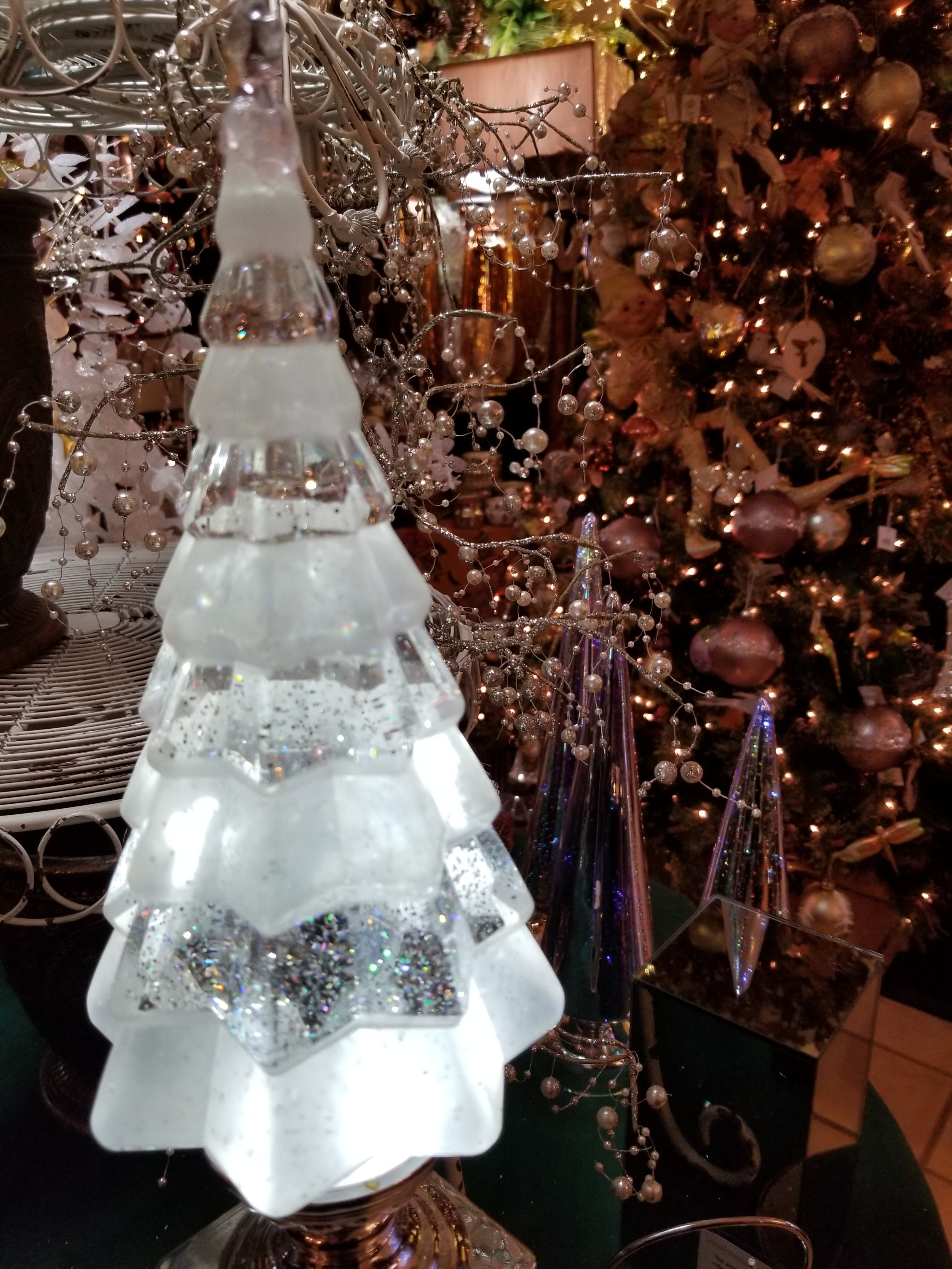 Photo by Laura Warfel (Display at Etcetera Gifts, Marion, Illinois)