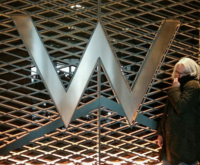 W Hotel, Chicago. Photo by Barb Dorris.
