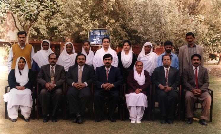 Nishtar Hospital, Multan