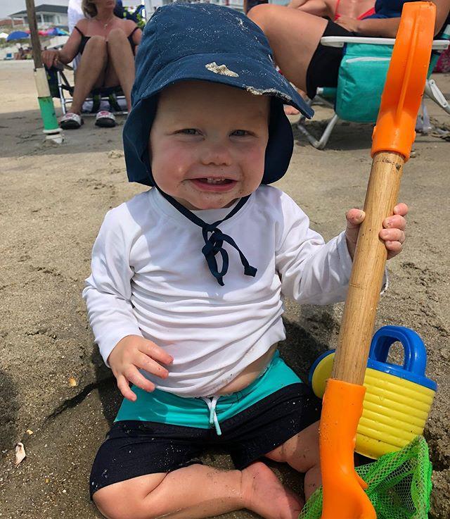 Beach babe 🤩