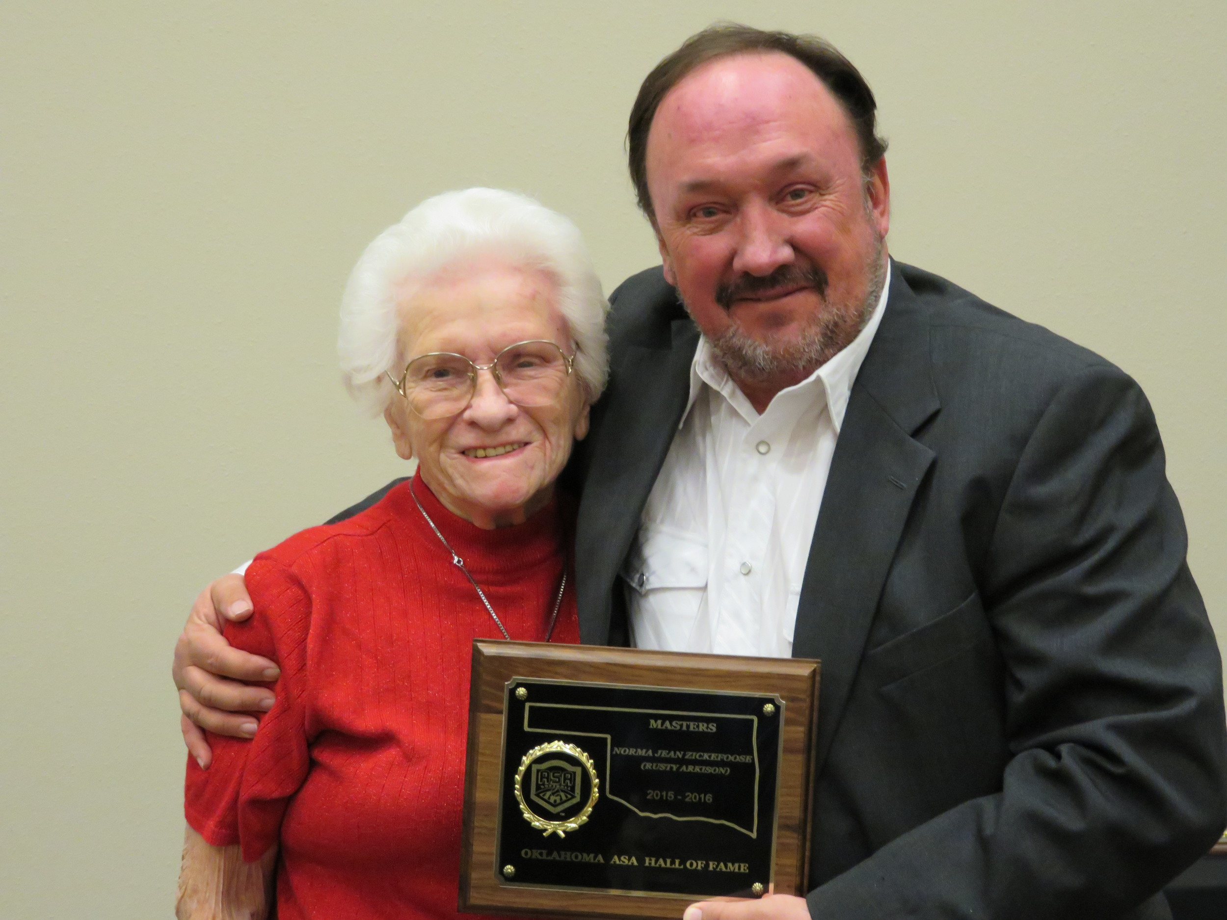 Norma Jean Zickefoose Award.JPG