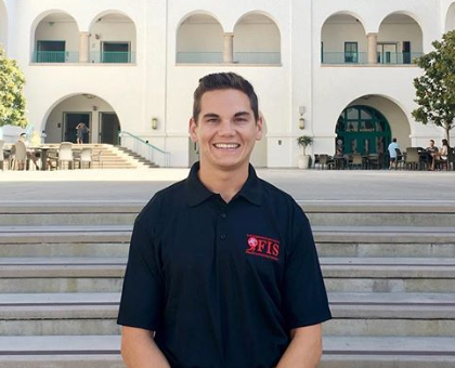 VP of Philanthropy: Blake Pinyan