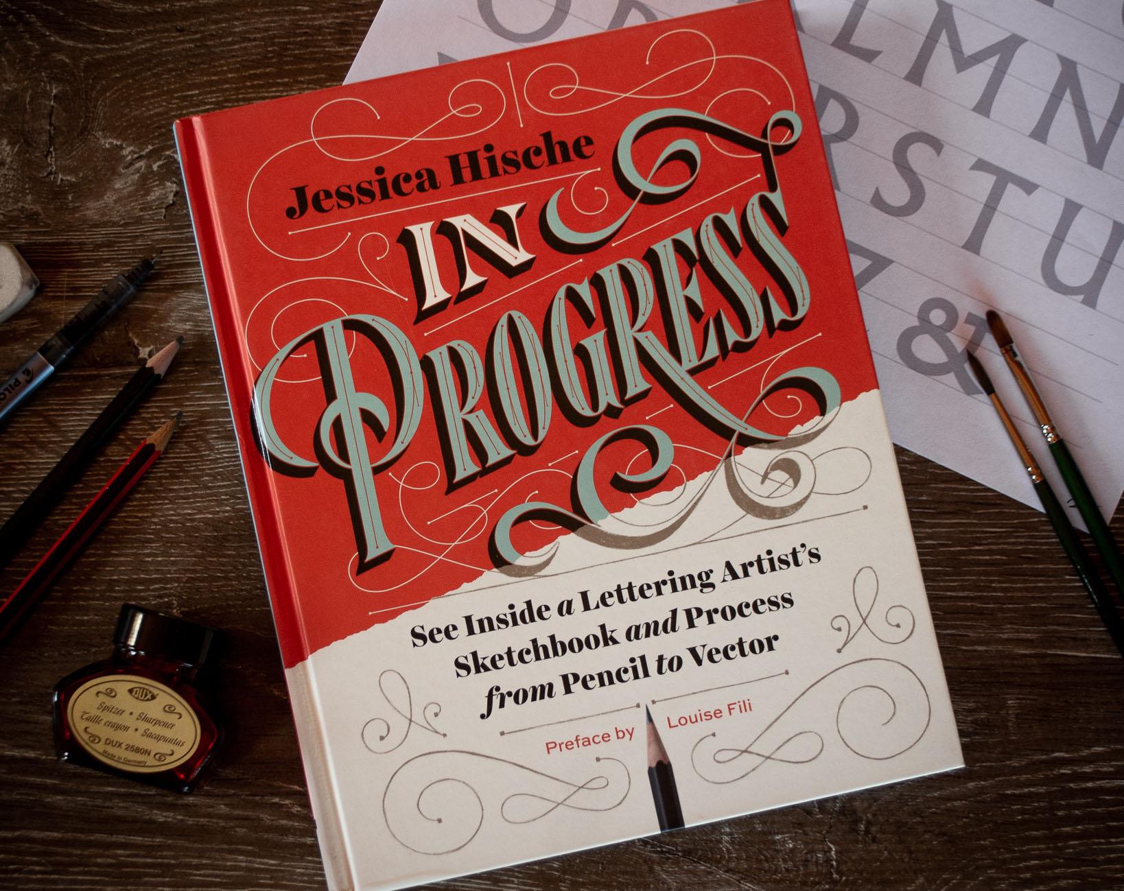 Work in Progress by Jessica Hische
