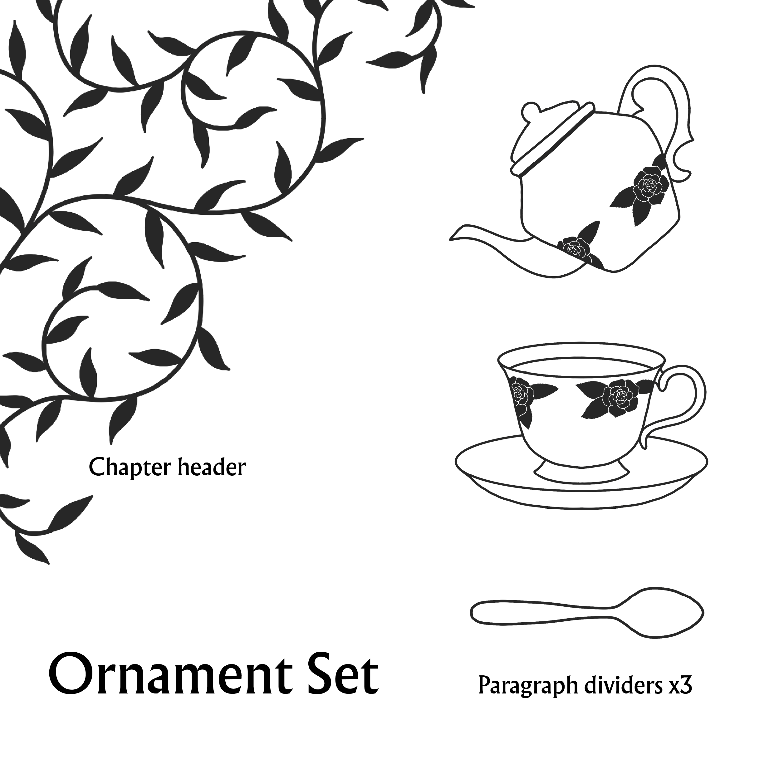 Time for tea ornament set.png