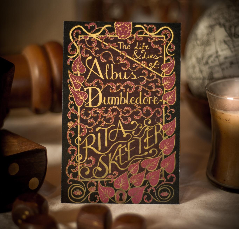 life_lies_albus_dumbledore_harry_potter_book_cover_holly_dunn_design.jpg