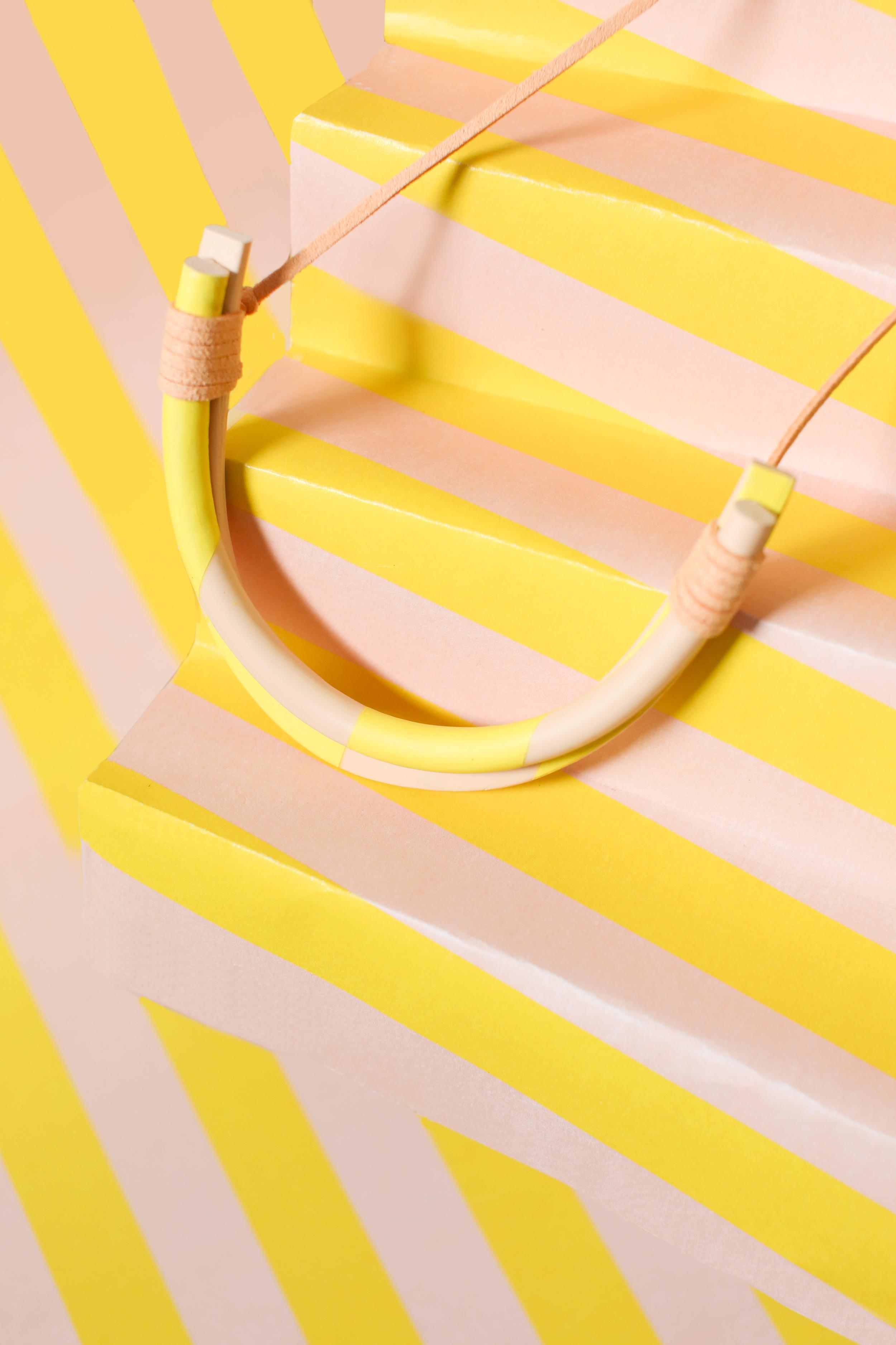 Ardor Necklace - Stripe