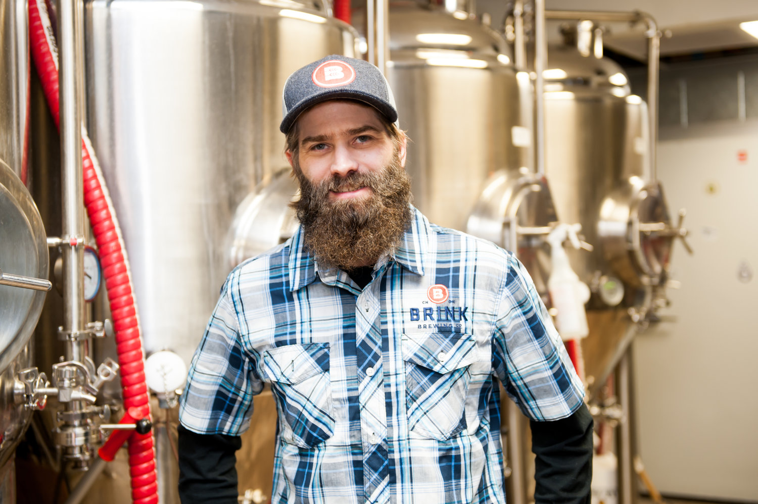 Kelly Montgomery   Founder / Co-Owner & Head Brewer