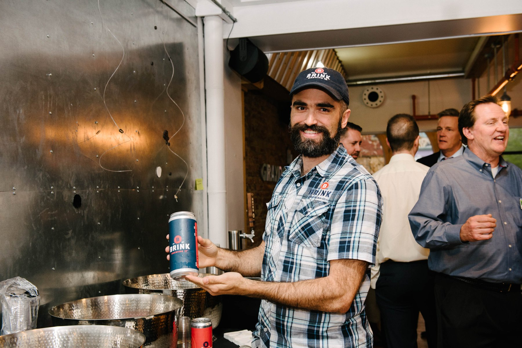 Javier Aparicio   Beertender