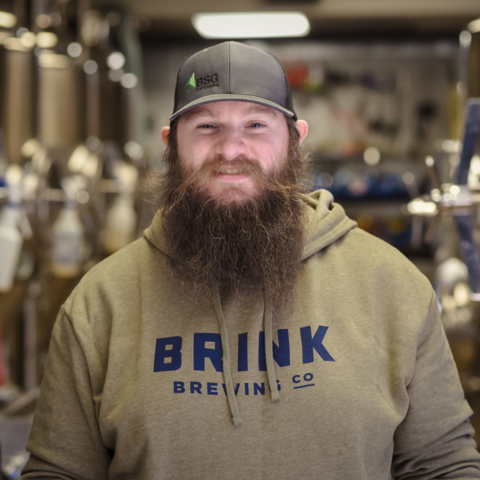 Drew Piller   Brewer & Distribution Beer Slinger