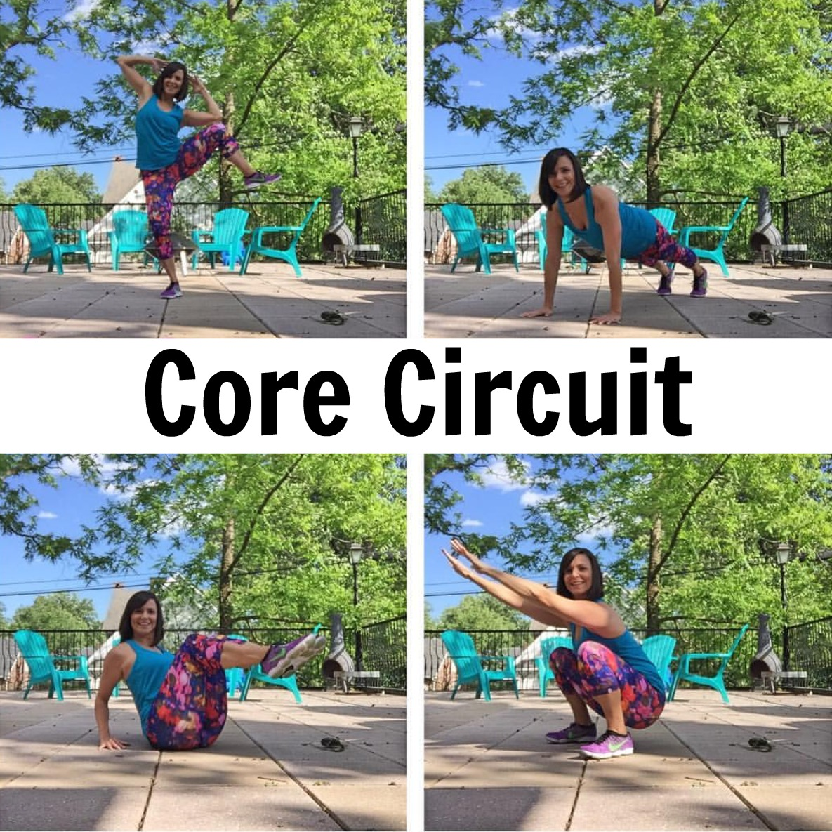 Core Circuit Workout