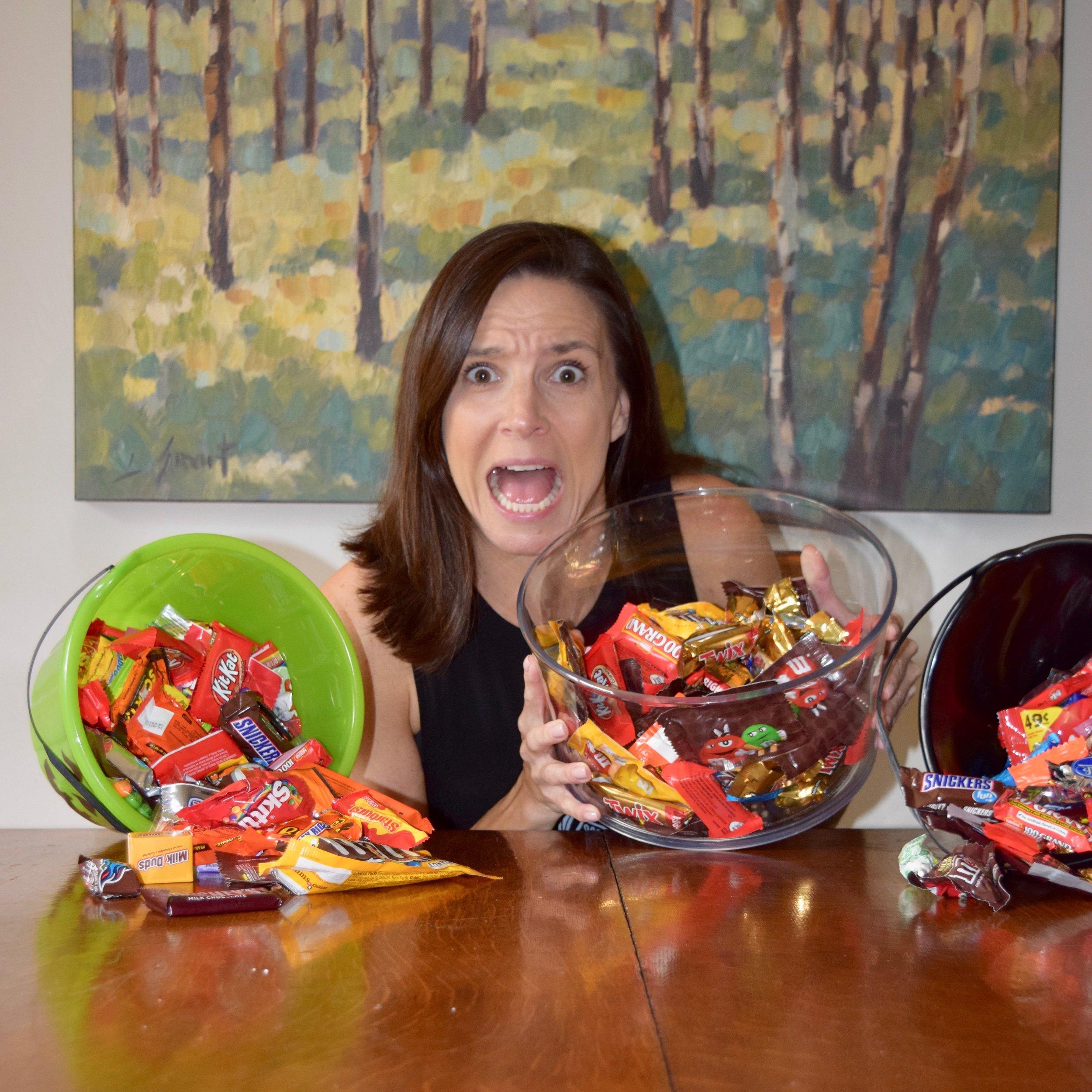 Fitness Halloween Nightmare