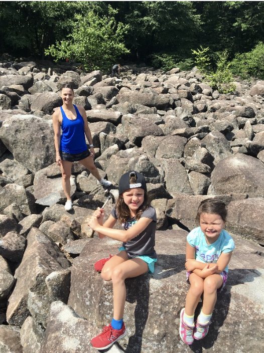 Ringing Rocks County Park