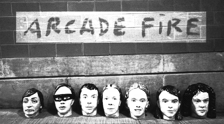 Arcade Fire: Reflektor 2014 Tour