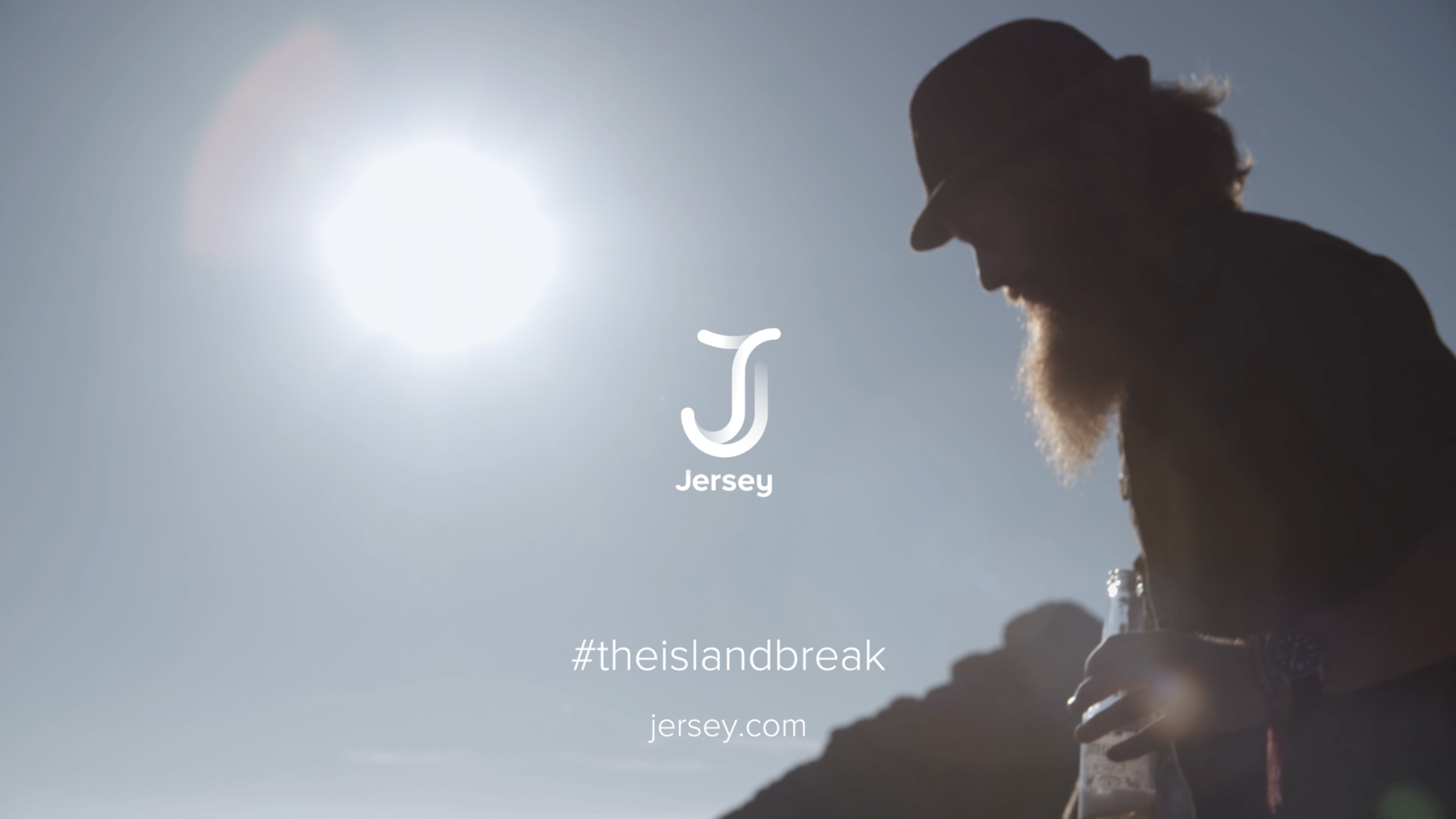 Sean Conway 48 Hours in Jersey