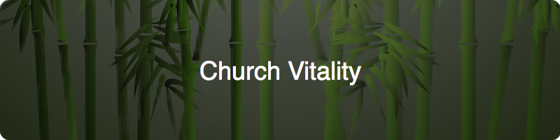 church vitality