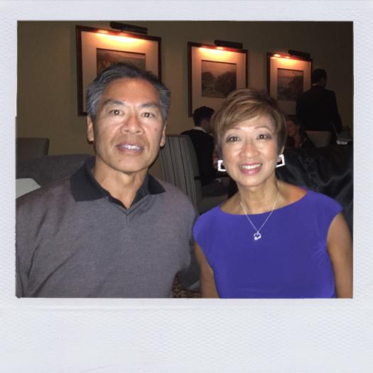 Anson Dong & Rena Chin, California