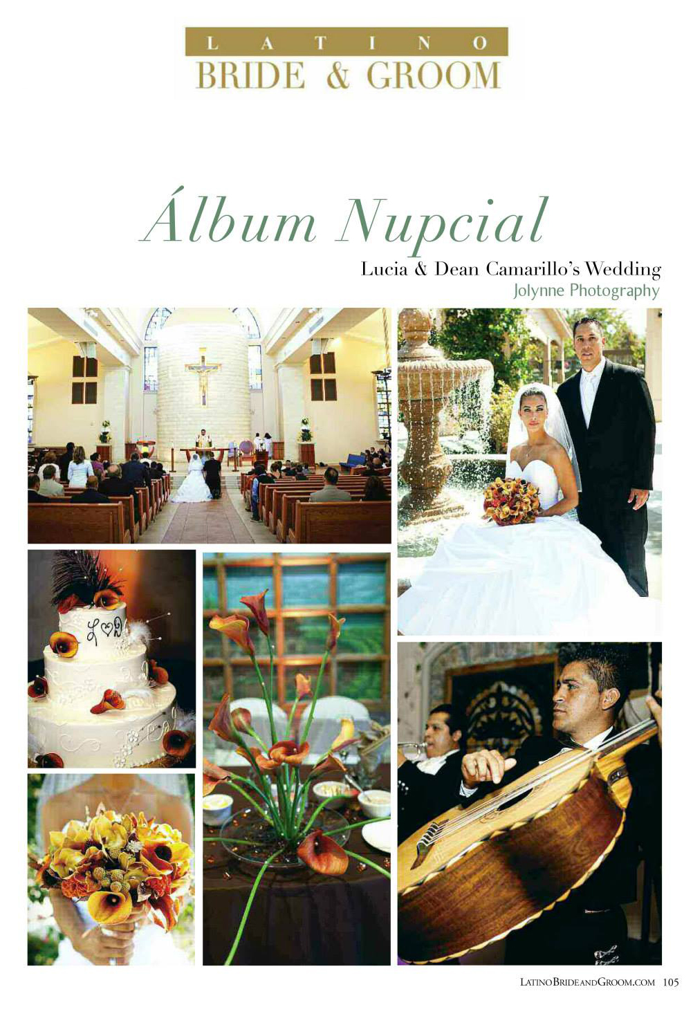 Latino Wedding Photography