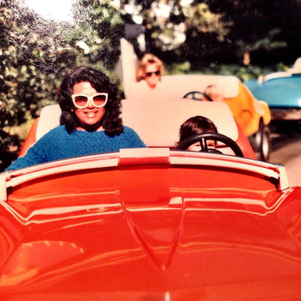 Betty and Marissa Brassfield, mid-80s