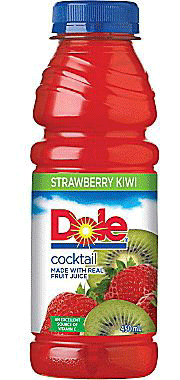Dole Strawberry Kiwi Cocktail