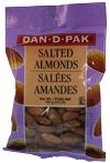 Dan-D-Pak Roasted Salted Almonds