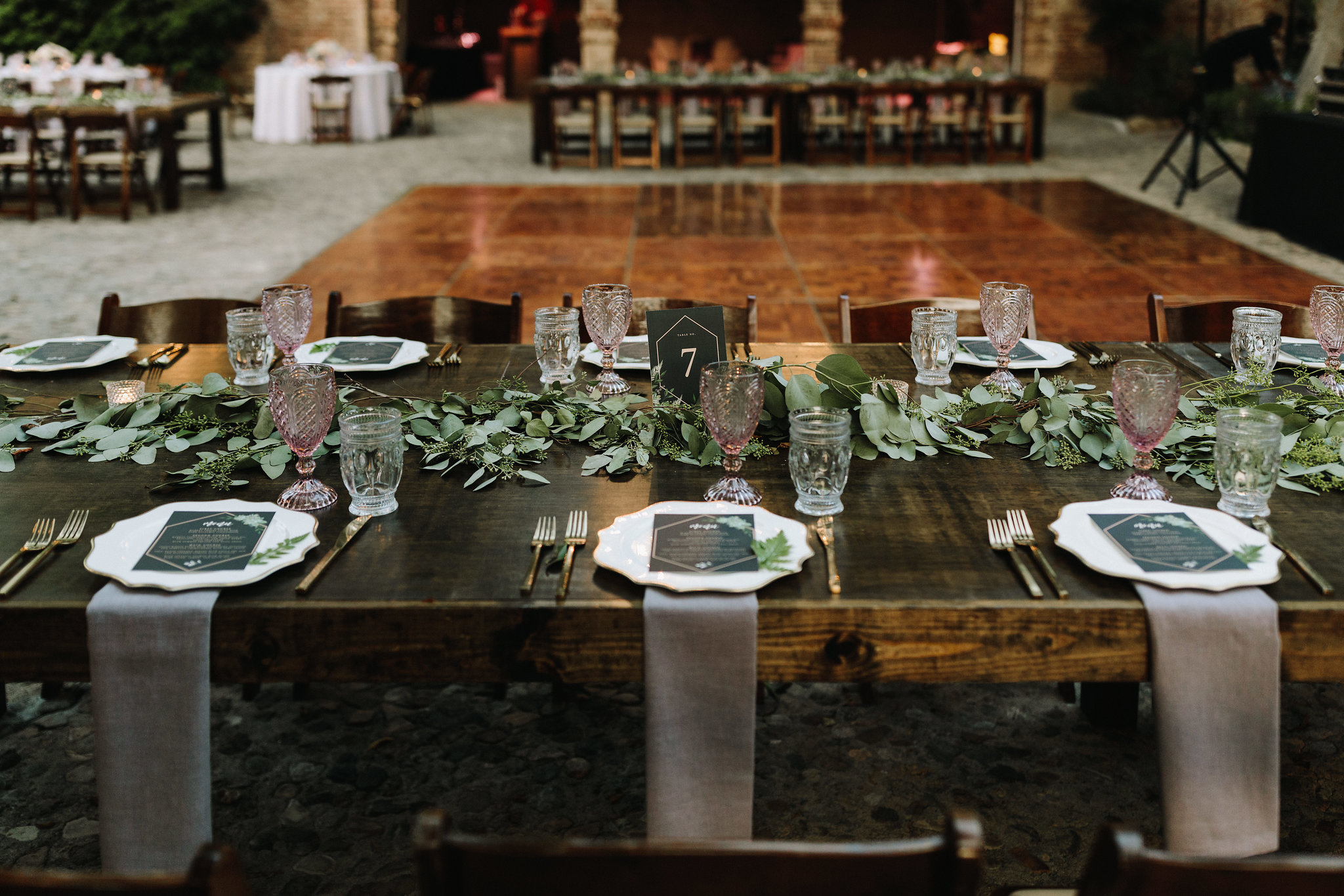 romantic humminbird nest ranch reception.jpg